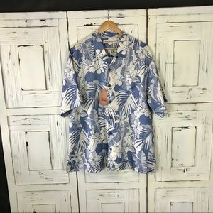 Tommy Bahama Men's Camp Shirt - Size: XL